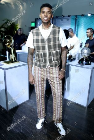 Exclusive - Nick Young attends Tiffany & Co. Mens Launch, held at Hollywood Athletic Club, Los Angeles, CA @tiffanyandco #TiffanyMens