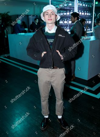 Exclusive - Jack Marsden attends Tiffany & Co. Mens Launch, held at Hollywood Athletic Club, Los Angeles, CA @tiffanyandco #TiffanyMens
