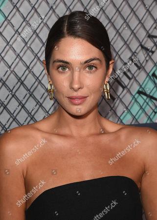Jaime Ridge attends the Tiffany & Co. Mens Launch, held at Hollywood Athletic Club, Los Angeles, CA @tiffanyandco #TiffanyMens