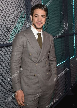 Alberto Frezza attends the Tiffany & Co. Mens Launch, held at Hollywood Athletic Club, Los Angeles, CA @tiffanyandco #TiffanyMens