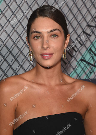 Stock Picture of Jaime Ridge attends the Tiffany & Co. Mens Launch, held at Hollywood Athletic Club, Los Angeles, CA @tiffanyandco #TiffanyMens
