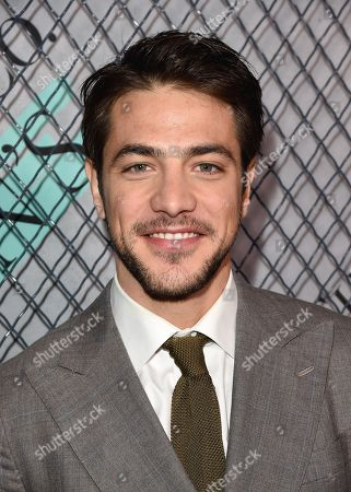 Editorial picture of Tiffany & Co. Mens Launch, Arrivals, Los Angeles, USA - 11 Oct 2019