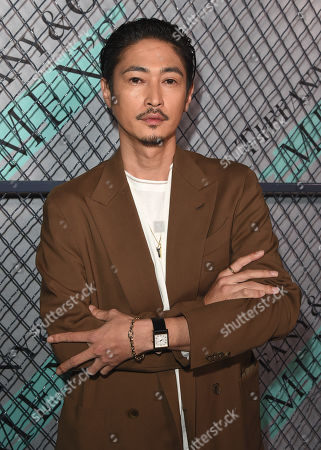Editorial image of Tiffany & Co. Mens Launch, Arrivals, Los Angeles, USA - 11 Oct 2019