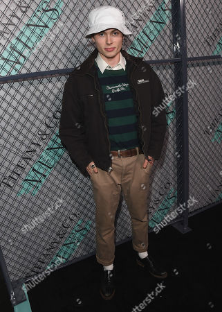 Jack Marsden at Tiffany & Co. Mens Launch, held at Hollywood Athletic Club, Los Angeles, CA @tiffanyandco #TiffanyMens