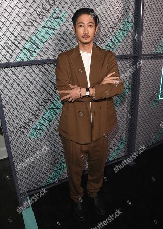 Yosuke Kubozuka at Tiffany & Co. Mens Launch, held at Hollywood Athletic Club, Los Angeles, CA @tiffanyandco #TiffanyMens