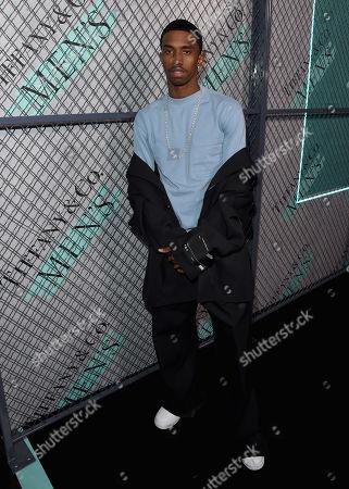 Christian Combs at Tiffany & Co. Mens Launch, held at Hollywood Athletic Club, Los Angeles, CA @tiffanyandco #TiffanyMens