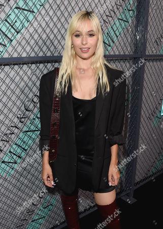 Marta Pozzan attends Tiffany & Co. Mens Launch, held at Hollywood Athletic Club, Los Angeles, CA @tiffanyandco #TiffanyMens
