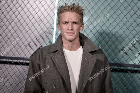 Cody Simpson attends the launch of New Tiffany and Co. Men's Collection at the Hollywood Athletic Club, in Los Angeles