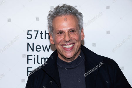 "Josh Pais attends the ""Motherless Brooklyn"" premiere during the 57th New York Film Festival at Alice Tully Hall, in New York"