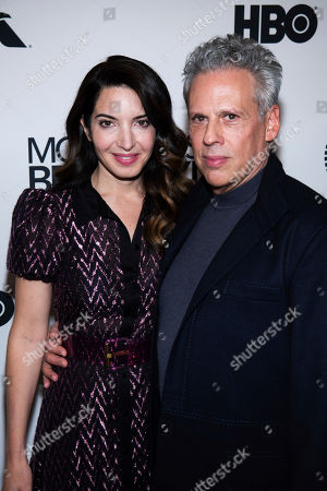 "Marie Forleo, Josh Pais. Marie Forleo and Josh Pais attend the ""Motherless Brooklyn"" premiere during the 57th New York Film Festival at Alice Tully Hall, in New York"
