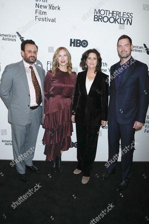 Adrian Alperovich, Rachel Shane, Gigi Pritzker and Clint Kisker