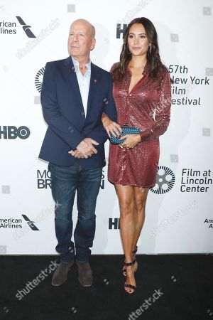 Editorial photo of 'Motherless Brooklyn' film premiere, Arrivals, 57th New York Film Festival, USA - 11 Oct 2019