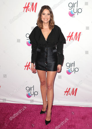 Editorial photo of 2nd Annual Girl Up GirlHero Awards, Arrivals, Beverly Wilshire, Los Angeles, USA - 13 Oct 2019