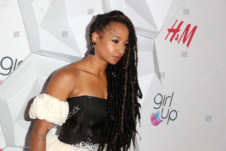 Editorial picture of 2nd Annual Girl Up GirlHero Awards, Arrivals, Beverly Wilshire, Los Angeles, USA - 13 Oct 2019