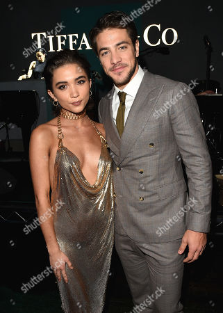 Exclusive - Rowan Blanchard and Alberto Frezza at Tiffany & Co. Mens Launch, held at Hollywood Athletic Club, Los Angeles, CA @tiffanyandco #TiffanyMens