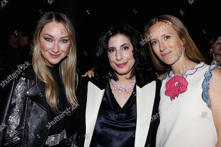 Blair Rich, Sue Kroll and Shauna Robertson