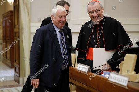 Editorial photo of Vatican New Saint, Vatican City, Vatican City - 12 Oct 2019