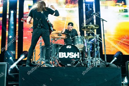 Editorial picture of Bush in concert at The Joint, Las Vegas, USA - 11 Oct 2019