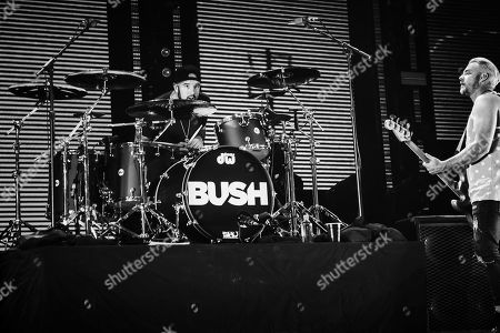 Editorial photo of Bush in concert at The Joint, Las Vegas, USA - 11 Oct 2019
