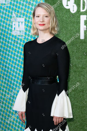 Stock Picture of Mia Wasikowska