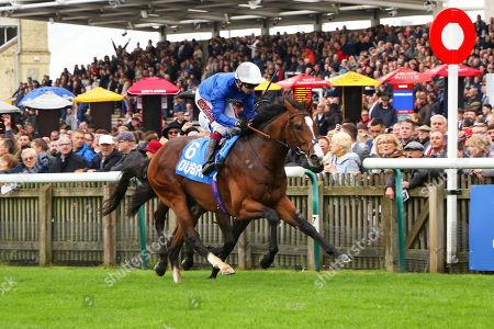 MILITARY MARCH ridden by Oisin Murphy 1st The Dubai Autumn Stakes (Group 3) at Newmarket Copyright: Ian Headington/racingfotos.com