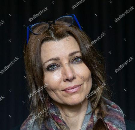 Novelist Elif Shafak