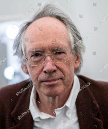 Author Ian McEwan