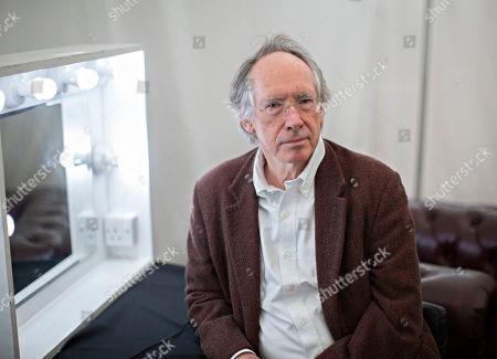 Stock Photo of Author Ian McEwan