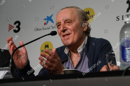 Editorial image of 'Belle Bimbe Addormentale' press conference, 52nd Sitges Fantastic Film Festival, Spain - 12 Oct 2019