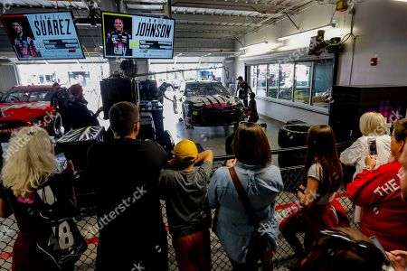 Editorial photo of NASCAR Auto Racing, Talladega, USA - 12 Oct 2019
