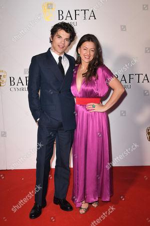 Edward Bluemel and Jo Hartley