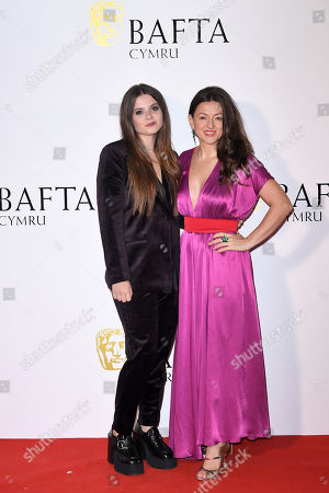 Gabrielle Creevy and Jo Hartley