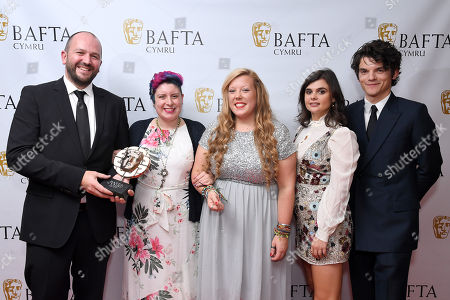 Mei Williams - Director: Factual - The Incurable Optimist with Amy-Claire Davies and Jade King with Edward Bluemel and Gwyneth Keyworth