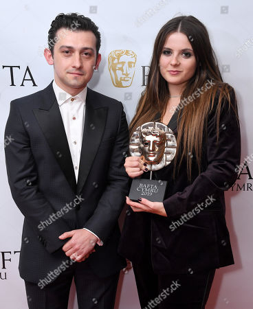Stock Photo of Gabrielle Creevy - Actress - In My Skin with Craig Roberts