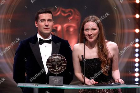 Editorial picture of Exclusive - British Academy Cymru Awards, Ceremony, St David's Hall, Cardiff, Wales, UK - 13 Oct 2019