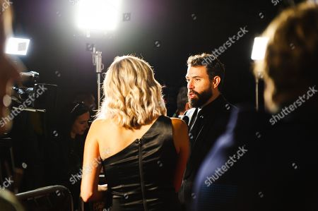 Stock Image of Tom Cullen
