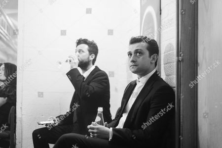Editorial picture of Exclusive - British Academy Cymru Awards, Backstage, St David's Hall, Cardiff, Wales, UK - 13 Oct 2019