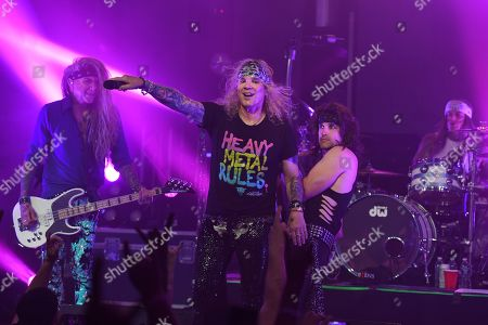 Stock Photo of Lexxi Foxx, Michael Starr, Satchel, Stix Zadinia