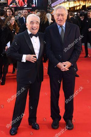 Martin Scorsese and Robert De Niro