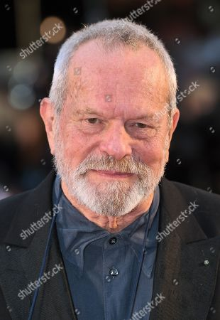 Stock Picture of Terry Gilliam