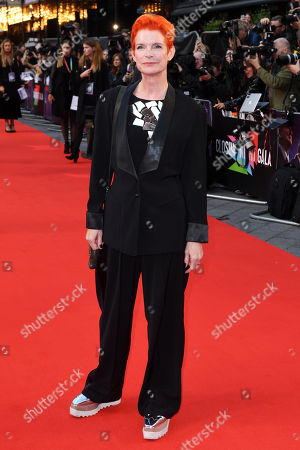 Stock Picture of Sandy Powell