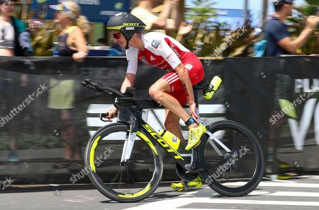 Editorial photo of 2019 Ironman World Championship, Kailua-Kona, USA - 12 Oct 2019