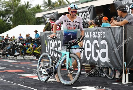 Editorial picture of 2019 Ironman World Championship, Kailua-Kona, USA - 12 Oct 2019