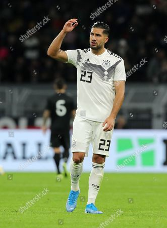 Emre Can dejected     / Enttaeuschung     