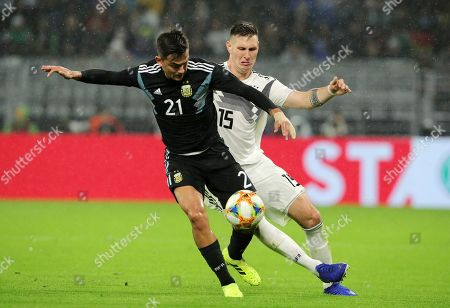Paulo Dybala, Niklas Suele  /   /    /     