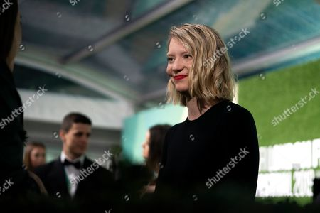 Editorial image of Judy and Punch - BFI London Film Festival 2019, United Kingdom - 12 Oct 2019