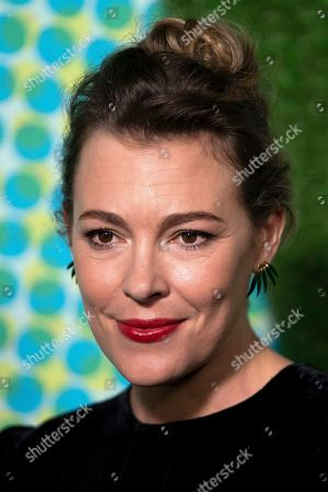Mirrah Foulkes arrives to the premiere of her movie 'Judy and Punch' at the 2019 BFI London Film Festival, in London, Britain, 12 October 2019. The British Film Institute festival runs from 02 to 13 October.