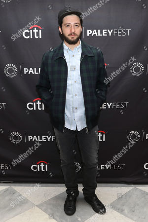 Editorial picture of PaleyFest NY Presents - Behind the Scenes with TV Pros, New York, USA - 12 Oct 2019