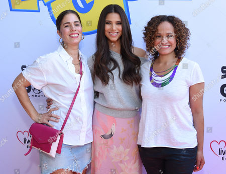 Ana Ortiz, Roselyn Sanchez and Judy Reyes