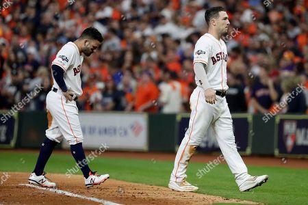 Editorial photo of ALCS Yankees Astros Baseball, Houston, USA - 12 Oct 2019